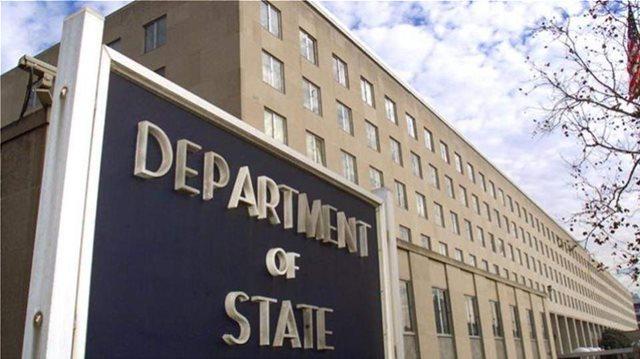 Στέιτ Ντιπάρτμεντ προς Τουρκία: Οι ΗΠΑ αποθαρρύνουν τις όποιες ενέργειες αυξάνουν τις εντάσεις στην Ανατολική Μεσόγειο