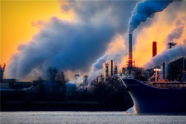 Σε επίπεδα ρεκόρ «εκτοξεύτηκαν» οι εκπομπές αερίων που προκαλούν το φαινόμενο του θερμοκηπίου