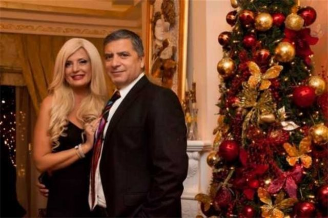 Η Μαρίνα Πατούλη αποκάλυψε το ελάττωμα του συζύγου της