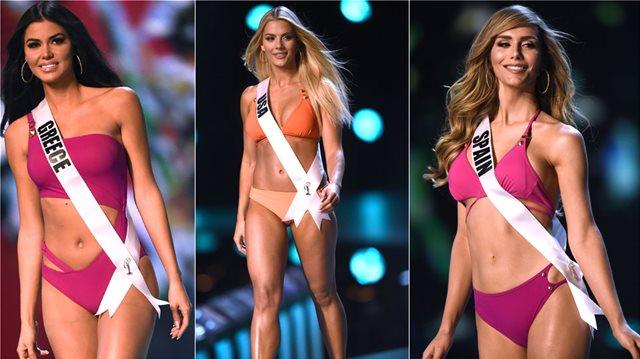 Miss Universe 2018: Οι «βλάχες», η transgender και η Ιωάννα Μπέλλα