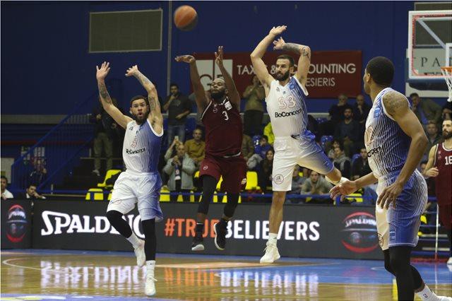 Basket League, Χολαργός-Ήφαιστος 65-62: Ωραίος ο Χολαργός και… μοιραίος ο Ήφαιστος!