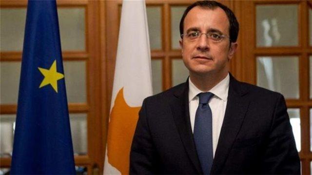 Χριστοδουλίδης: Ξεκάθαρο μήνυμα των ΗΠΑ για την κυπριακή ΑΟΖ