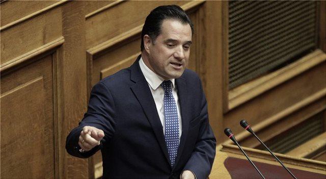 Άδωνις Γεωργιάδης: «Ο Τσίπρας θα βρεθεί στο χρονοντούλαπο της ιστορίας»