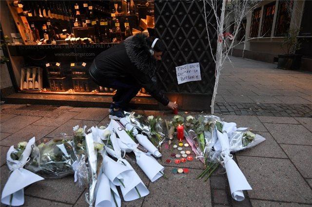 Επίθεση στο Στρασβούργο: Υπέκυψε ένας ακόμη τραυματίας - Πέντε οι νεκροί