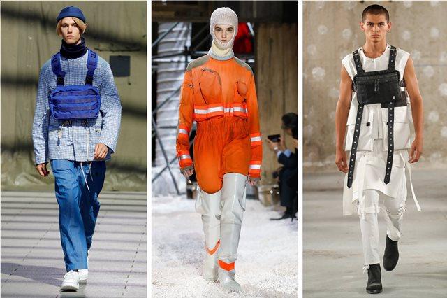 Μόδα... εκτάκτου ανάγκης: Ρούχα εμπνευσμένα από την Αποκάλυψη στις πασαρέλες μεγάλων οίκων