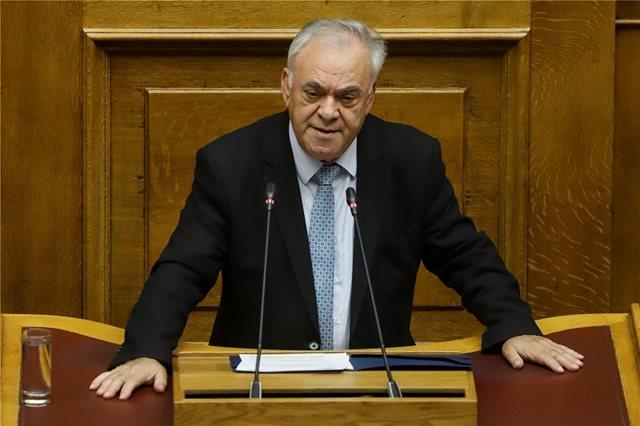 Δραγασάκης: Εντός των ημερών η τροπολογία για τον εξωδικαστικό συμβιβασμό