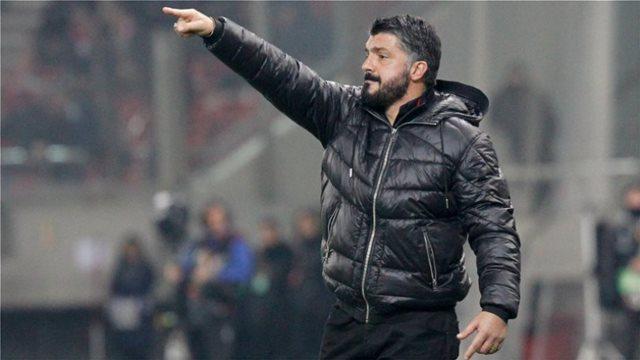 Ξέσπασμα Γκατούζο: «Χτυπήστε εμένα και όχι τους παίκτες μου, μετά το ματς με Ολυμπιακό έκλαιγαν»!