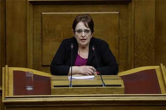 Παπαρήγα: Ο ΣΥΡΙΖΑ είναι το καλύτερο παιδί της ΕΕ, του ΝΑΤΟ και των ΗΠΑ