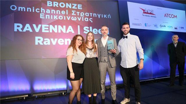 Ονειρεμένο και... βραβευμένο design RAVENNA!