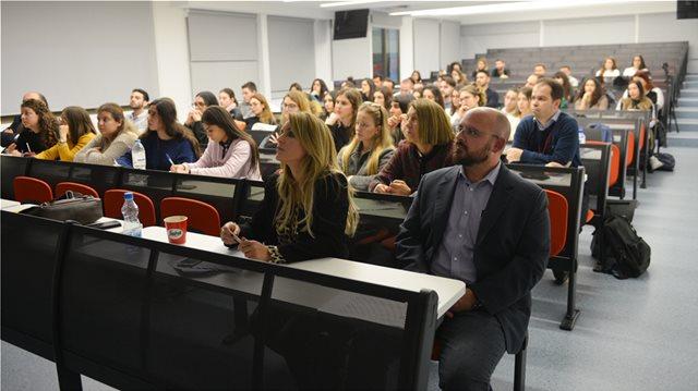 Συνεργασία του Ευρωπαϊκού Πανεπιστημίου Κύπρου με την εξειδικευμένη στην φαρμακευτική νομοθεσία δικηγόρο Δρ. Σοφία Αγγέλου