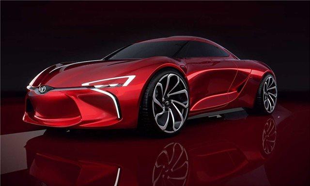 H Toyota ετοιμάζει το νέο MR2