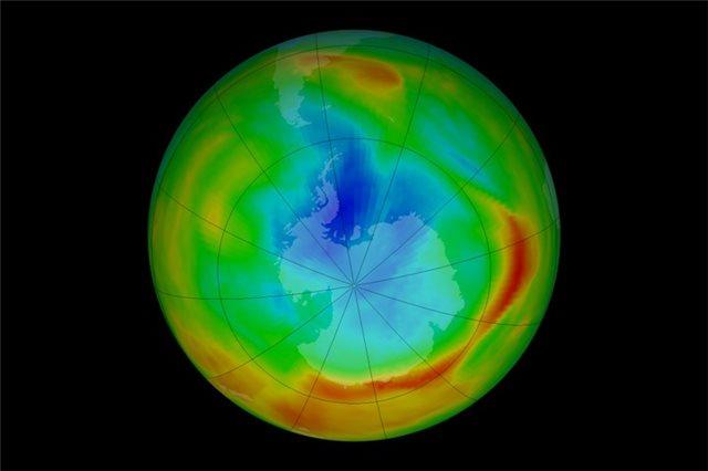 Το χλωροφόρμιο νέα απειλή για το όζον της ατμόσφαιρας