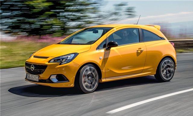 Δοκιμή: Opel Corsa GSi