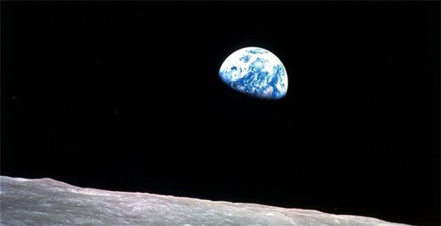 Αυτή είναι η ιστορική φωτογραφία της Γης από το Διάστημα πριν από 50 χρόνια