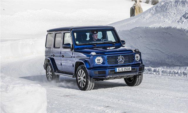 Ιδού η πιο οικονομική Mercedes G-Class...