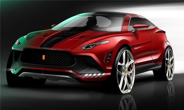 Πώς θα είναι το πρώτο SUV της Ferrari;