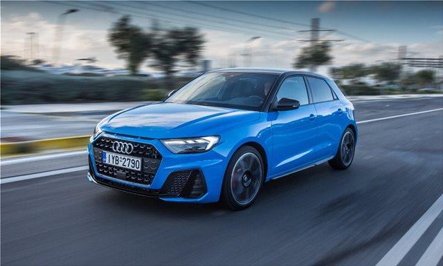 Δοκιμή: Νέο Audi A1 Sportback 30 TFSI