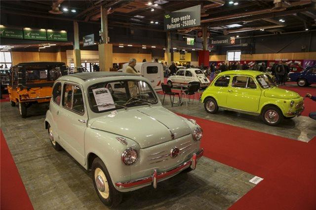 Retromobile 2019: Το Παρίσι παρουσιάζει σπάνια αυτοκίνητα στους λάτρεις της αντίκας