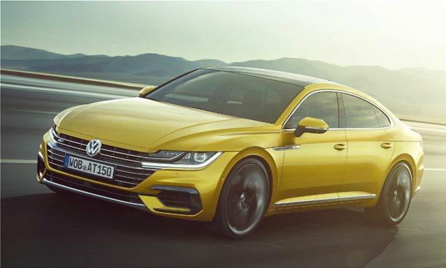 Η VW ετοιμάζει το Shooting Brake Αrteon