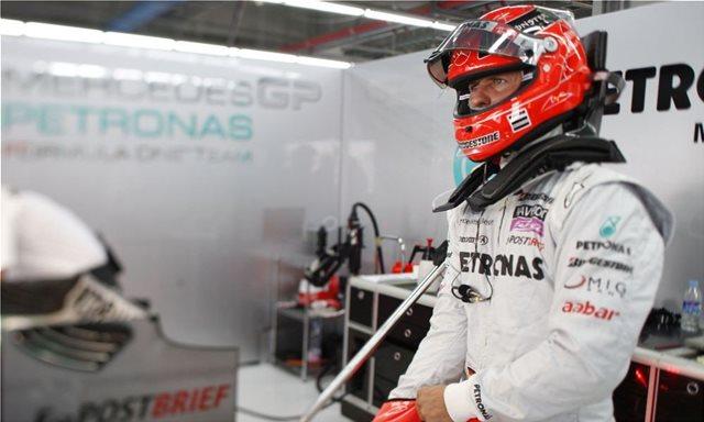 O «ήρωας» Michael Schumacher (video)...