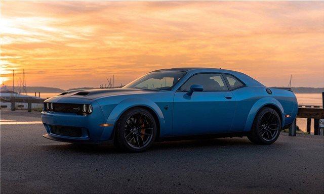 Τα πιο καλοπουλημένα muscle cars για το 2018