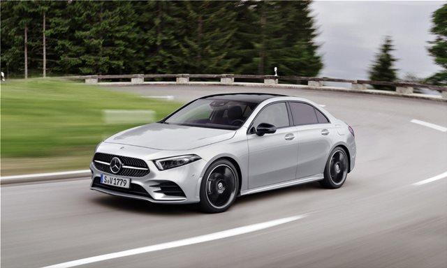 Οι νέες compact Mercedes που θα έρθουν στην Ελλάδα το 2019