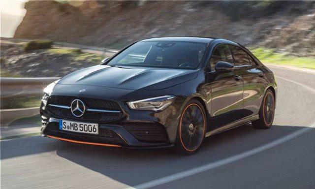 Διαρροή: Αυτή είναι η νέα Mercedes CLA!