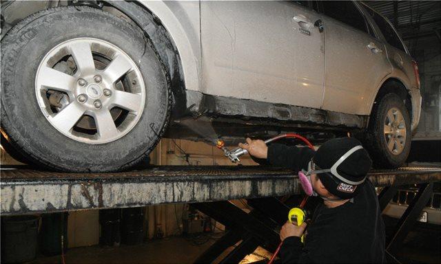 SOS για το αυτοκίνητό μας με το αλάτι στους δρόμους