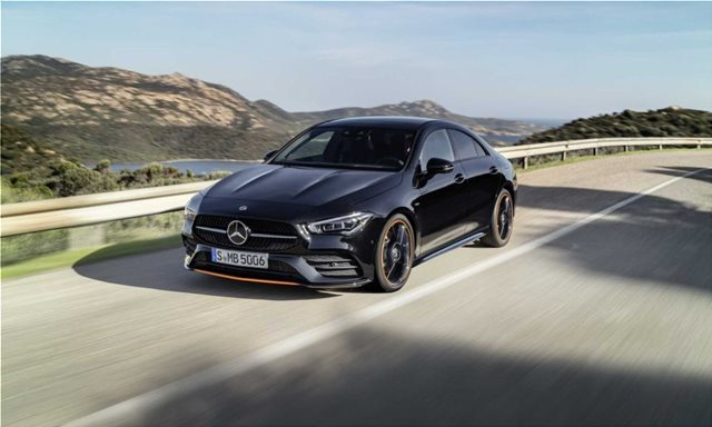 Επίσημη αποκάλυψη για τη νέα Mercedes CLA (video)
