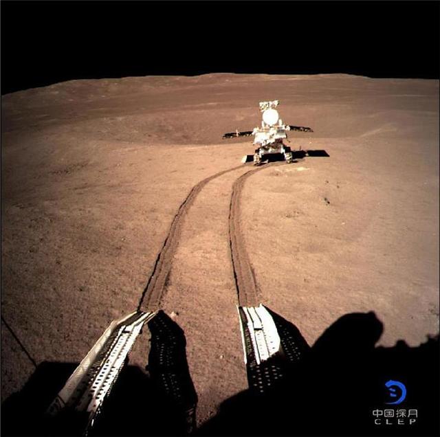 Στη σκοτεινή πλευρά της Σελήνης: Η άκατος Chang'e-4 κα
