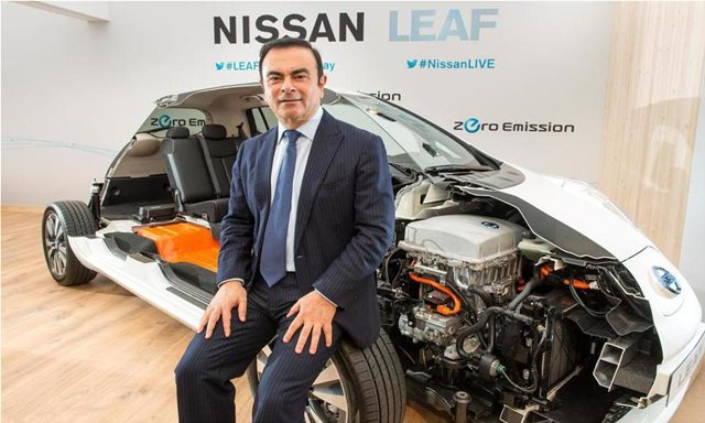 Πόσα εκατομμύρια κέρδιζε ο φυλακισμένος πρόεδρος των Renault-Nissan;