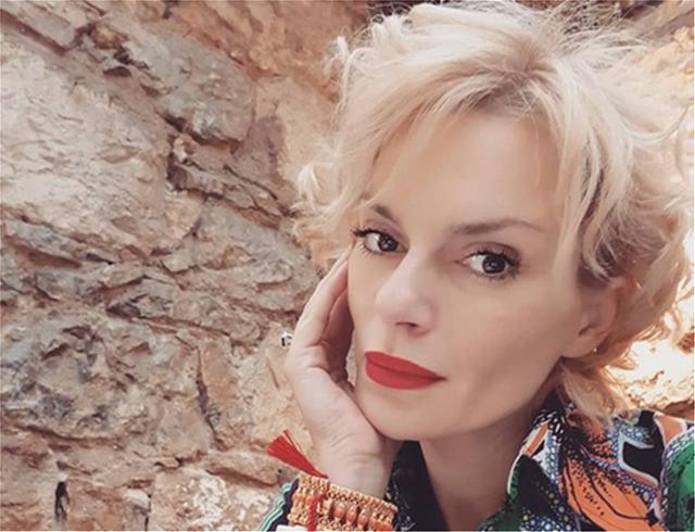 H Έλενα Χριστοπούλου είχε περιπέτεια με την υγεία της