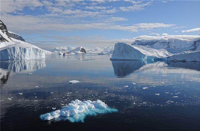 Η Ανταρκτική χάνει έξι φορές περισσότερους πάγους κάθε χρόνο απ' ό,τι πριν 40 χρόνια!