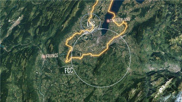 CERN: ΣΧΕΔΙΟ ΓΙΑ ΜΕΓΑΛΥΤΕΡΟ ΕΠΙΤΑΧΥΝΤΗ ΜΕΤΑ ΤΟ 2040