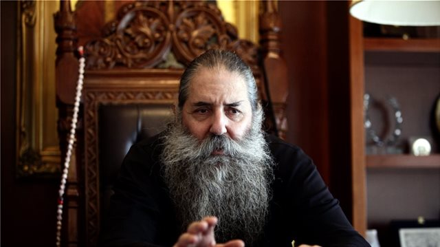 Metropolitan Seraphim calls on all Greeks to protest for Macedonia on Sunday's rally
