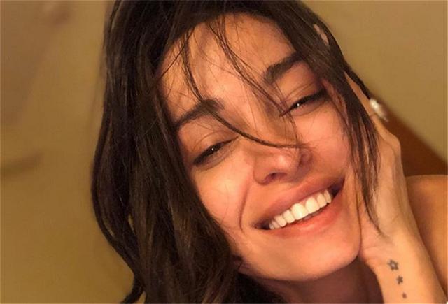 Φωτογραφίες: Η Ελένη Φουρέιρα χωρίς ίχνος μακιγιάζ