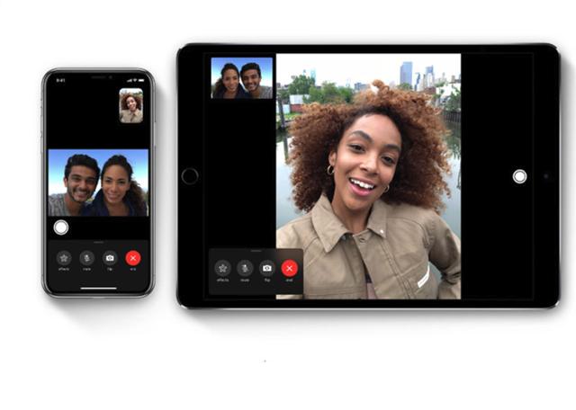 Apple: Λύθηκε το πρόβλημα λαθρακρόασης στο λογισμικό FaceTime των iPhones