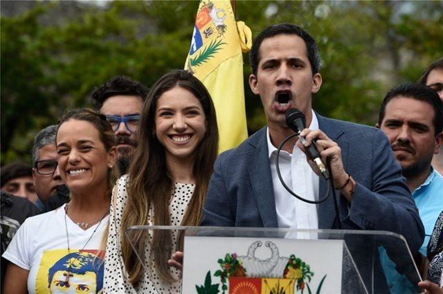 Επιστολή Γκουαϊδό: Ακατανόητη η στάση της Ρώμης για τη Βενεζουέλα