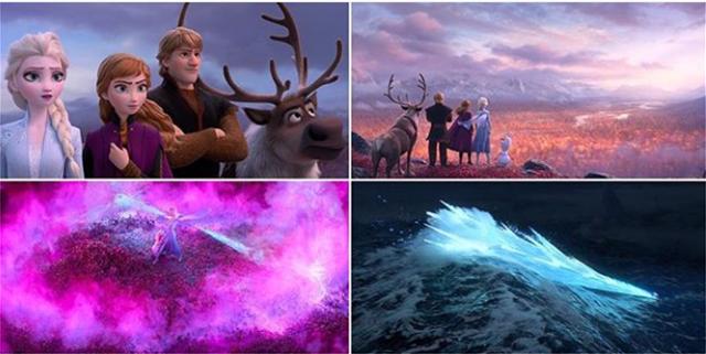 Δείτε το τρέιλερ του Frozen 2