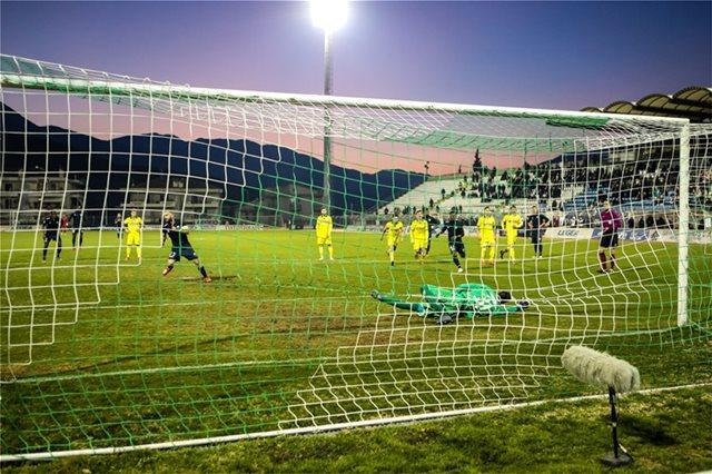 Super League, Λεβαδειακός-Παναιτωλικός 1-0: Το ήθελε, το πήρε και ανάσανε!