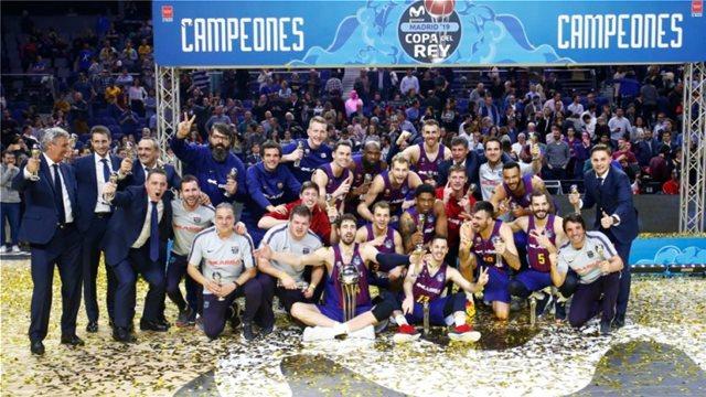 Κυπελλούχος Ισπανίας η Μπαρτσελόνα: Πήρε το classico στο τελευταίο δευτερόλεπτο της παράτασης