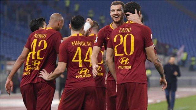 Βίντεο: Ρόμα - Μπολόνια 2-1