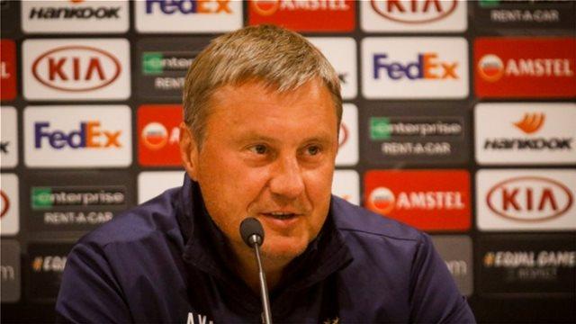 Χάτσκεβιτς: «Φουλ επίθεση με Ολυμπιακό, είμαι ευχαριστημένος από τον Μπόικο»