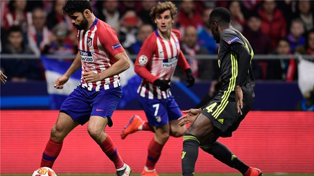 Champions League, Ατλέτικο Μαδρίτης-Γιουβέντους 2-0: Την καθάρισε στο φινάλε