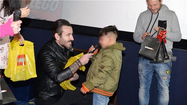 Εκδήλωση για καλό σκοπό με πρωταγωνιστές 200 παιδιά από ιδρύματα της Θεσσαλονίκης