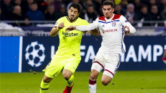 Ο Λουίς Σουάρες έκλεισε 24ωρο χωρίς εκτός έδρας γκολ στο Champions League