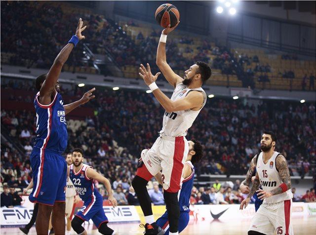 Euroleague, Εφές-Ολυμπιακός: Τα ρέστα του για την 4αδα