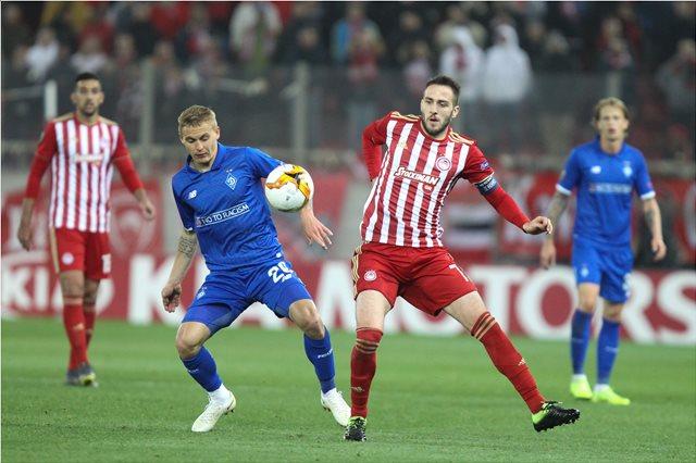 Europa League, Ντινάμο Κιέβου-Ολυμπιακός: Όλα για την πρόκριση