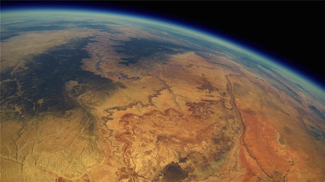 Found after two years: Lost weather balloon GoPro with astounding footage from space (video)