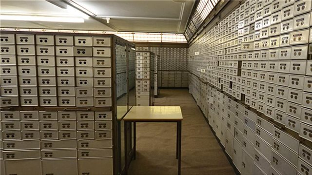 Greek Banks to share safety deposit box info with Tax Office, new Ministerial act provides
